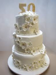 11 best 50th Anniversary Cakes images on Pinterest