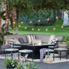 Patio Furniture Conversation Sets With Fire Pit by Best 25 Fire Pit Table Set Ideas On Pinterest Fire Pit Top
