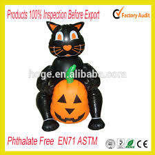 Inflatable Halloween Cat Archway by Promotion Inflatable Pumpkin Promotion Inflatable Pumpkin