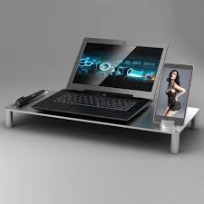 desk mount laptop stand Laptop Desk Stand for a fortable