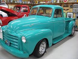 Highly Detailed 1951 Chevrolet C/K Pickup 1500 Custom For Sale