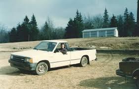 COAL: 1986 Mazda B2000 – The Mazsun, Or Is It Datsda?