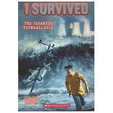 I Survived The Japanese Tsunami 2011 Hardback Or Cased Book