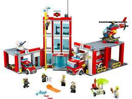 100 Lego Fire Truck Games Station 60110 LEGO City Products And Sets LEGOcom US