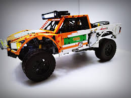LEGO MOC-3662 Baja Trophy Truck With SBrick (Technic 2015 ...