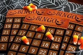 Halloween 6 Online Castellano by 21 Sets Of Free Printable Halloween Bingo Cards