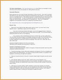 Career Change Resume Objective Examples 37 Image Make A Document