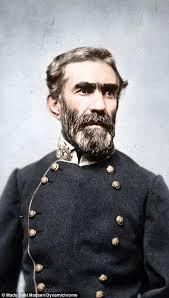 Ulysses S Grant General Braxton Bragg