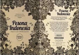 Jual Pesona Indonesia Coloring Book