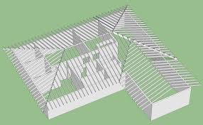 Hanging Drywall On Ceiling Joists by Does This Ceiling Joist Layout Look Structurally Sound Home
