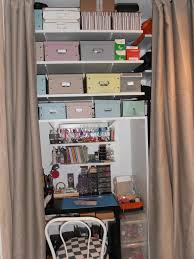 bureau dans un placard amenagement placard bureau maison design sibfa com