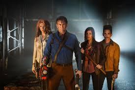 Halloween 2 Remake Cast by Ash U0027s Sidekicks Cast For Ash Vs Evil Dead Ign News Ign News