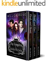 The Vampires Of Shadow Hills Series Book 1 3