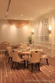 From One Another In The Main Dining Area Which Is Not Commonly Seen A Chinese Restaurant There Are Also 6 Beautifully Appointed Private Rooms