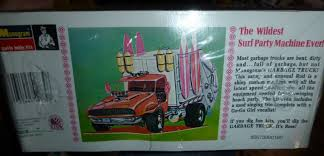 Monogram 6739 1/24 Tom Daniel Garbage Truck Model Kit   EBay Rc4wd Semi Truck Sound Kit Youtube Chevy Sport Pickup Model Truck Kits Hobbydb Fascinations Metal Earth 3d Diy Dennis Tanker 19636 Amt Chevrolet Titan 90 Truck Tractor 125 Scale Sealed Kit Two Ford Kits 2708 Wild Hoss 2707 Super Stones Pickup Model Archives Kiwimill Maker Blog Reserved Important Information An Trucks Standard B Liberty Wwi Us Army 100 New Molds Icm Holding Italeri 124 3899 Iveco Stralis Hiway Plastic Kit 1953 Panel Revell 854189 Shore Patterns Kits 131 The 50s Tow