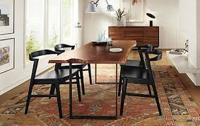 Room And Board Dining Chairs Adamhosmer Intended For Brilliant Property Designs