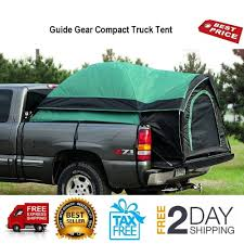 100 Truck Bed Camper PickUp Tent Suv Camping Outdoor Canopy Pickup