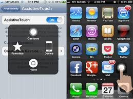 How to Quickly Turn iPhone AssistiveTouch Icon f Hongkiat