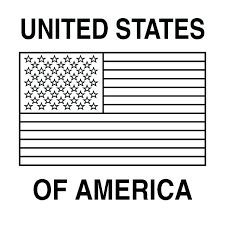 Flag Coloring Pages Crayola China Page Free Printable Us Preschool Full Size