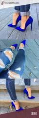 best 25 royal blue pumps ideas on pinterest royal blue heels