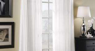 Jcpenney Brown Sheer Curtains by Curtains Formidable Sheer Priscilla Curtains With Attached