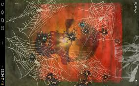 Halloween Live Wallpapers Android by Bloody Spiders Live Wallpaper Android Apps On Google Play