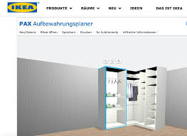 mein open closet projekt mit pax und billy ikea the