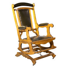 19th Century Rocking Chairs - 77 For Sale At 1stdibs