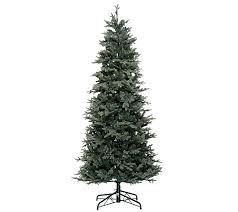 Qvc Christmas Tree Recall by Bethlehem Lights 6 5 U0027 Slim Blue Spruce Christmas Tree Page 1