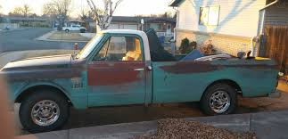 100 1967 Chevy Trucks For Sale Chevrolet C20 327 Pickup For Sale In Clearfield Utah United