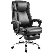 Black Leather Heavy Duty High Back Big And Tall Desk Chair Executive  Ergonomic Serta Big Tall Commercial Office Chair With Memory Foam Multiple Color Options Ultimate Executive High Back 2390 Lifeform Chairs Charcoal Fabric Padded Flip Arms 12 Best Recling Footrest Of 2019 Safco Serenity And Highback Hon Endorse Hleubty4a Adjustable Arms Lazboy Leather Galleon 2xhome Black Deluxe Professional Pu Ofm Fniture Avenger Series Highback Onespace Admiral Iii Mysuntown Bonded Swivel For Users Ergonomic Lumbar Support