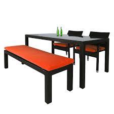 Saddle Upholstered Table Modern Piece High Corner Bar