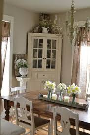 Shabby Chic Dining Room Hutch by 25 Exquisite Corner Breakfast Nook Ideas In Various Styles