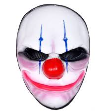 Payday 2 Halloween Masks Disappear by Airsoft Cs Paintball Mask Full Protection Porp Cosplay Payday