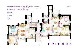 Sims 3 Big House Floor Plans by These Floorplans Show What Tv And Film U0027s Famous Houses Look Like