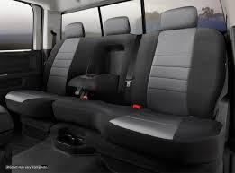 Neo Neoprene Custom Fit Truck Seat Covers, Fia, NP92-24GRAY | Titan ...