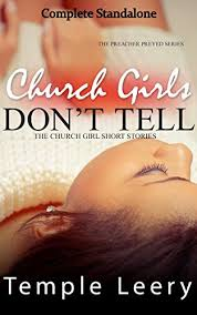 Church Girls Dont Tell Complete Story Standalone Christian Suspense Series By