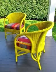 Painting Resin Wicker Furniture Picking The Perfect Paint Can You