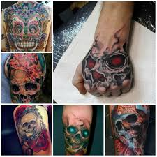 Tattoo Gallery Skulls Skull Tattoos For Men Ideas Amp Designs 2016