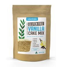 Free Sugar Free 361g Vanilla Cake Mix
