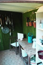 100 Shed Interior Design How To Upcycle And Organise The Shed The MiddleSized Garden