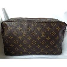 trousse de toilette gucci louis vuitton vanity trousse de toilette gm maroon canvas ref