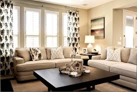 Neutral Living Room Stylish Colors 7