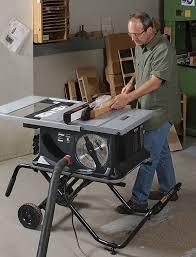 sawstop jss mca job site tablesaw finewoodworking