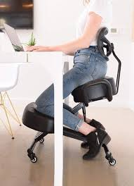Sleekform Ergonomic Kneeling Chair | Posture Correction Kneel Stool |  Orthopedic Spine Support For Back Pain Relief | Adjustable For Computer  Desk ... 8 Best Ergonomic Office Chairs The Ipdent Top 16 Best Ergonomic Office Chairs 2019 Editors Pick 10 For Neck Pain Think Home 7 For Lower Back Chair Leather Fniture Fully Adjustable Reduce Pains At Work Use Equinox Causing Upper Orthopedic Contemporary Pc 14 Of Gear Patrol Sciatica Relief Sleekform Kneeling Posture Correction Kneel Stool Spine Support Computer Desk