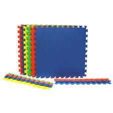 Norsk Foam Floor Mats by Best Step Primary Colors Foam Flooring 6 Pack