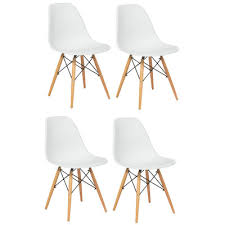 Emodern Decor Shell Side Chair by Emodern Decor Shell Matte Side Chair Kitchen Pinterest