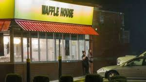 100 Waffle Truck South Carolina House Stays Open Even After Crashes Into It