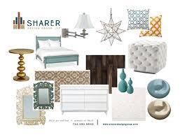 99 best Bedroom Inspiration Teal Cream Gold Aqua images on