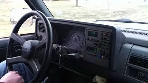 Driving a 1989 Chevy Silverado C1500